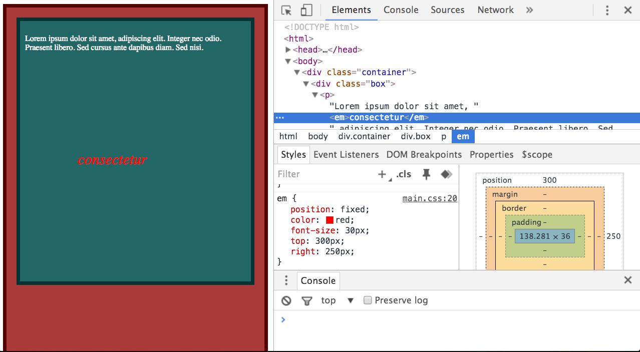 Demystifying CSS Positioning! david rico